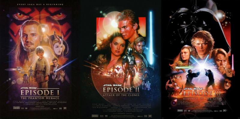 Star Wars Prequels The Most Divisive Film Series Ever Episode Iii Revenge Of The Sith Aaron Patel Writes
